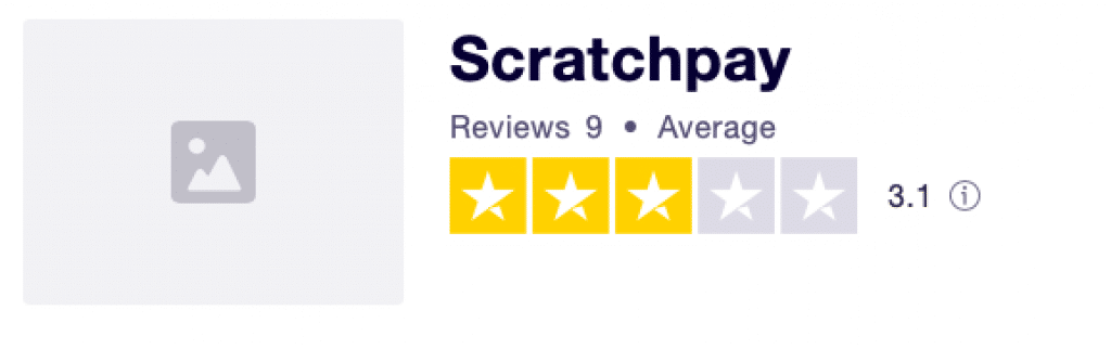scratchpay poor rating