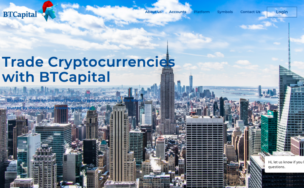 BTCapital review