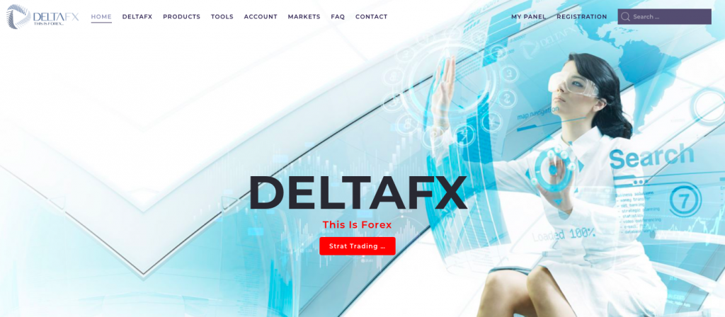 deltafx website