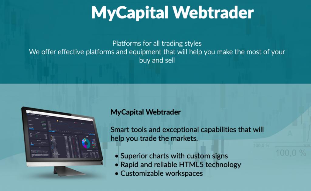 MyCapitalint platform