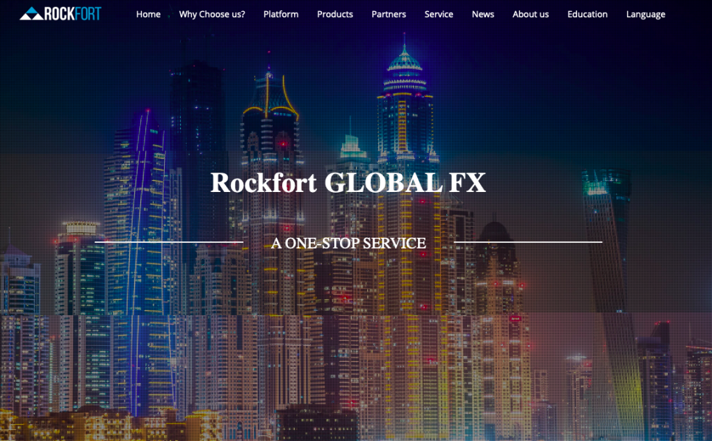 rockfort global fx website
