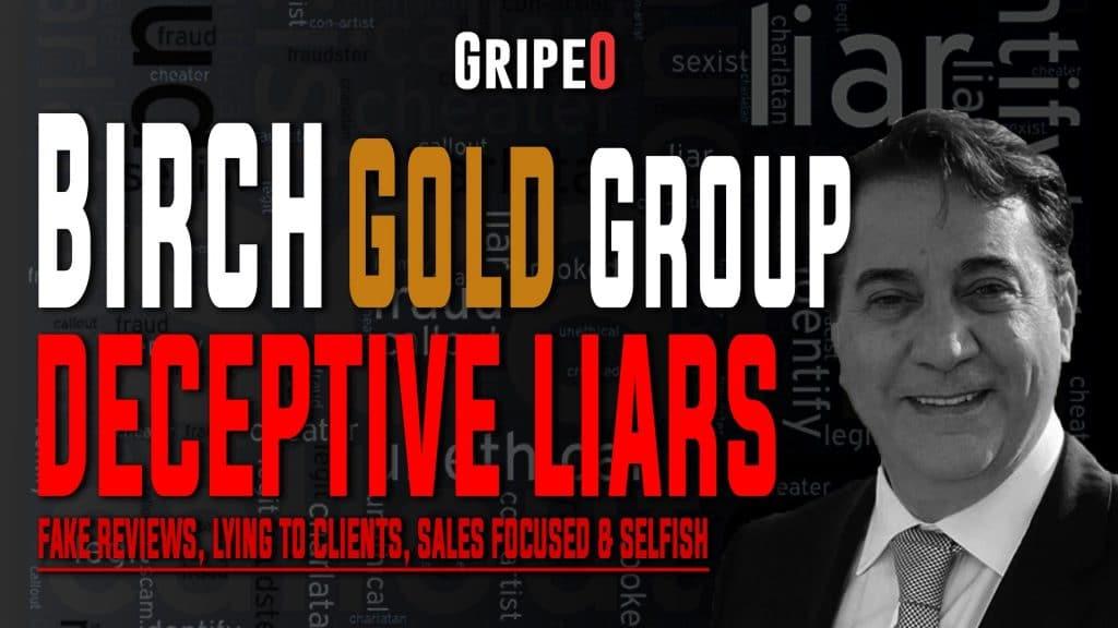 Birch Gold Group Review 2021 (karlo vartan)  Is Birch Gold Group legit