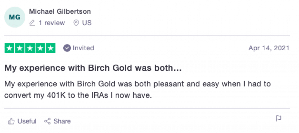 Birch gold group review 1