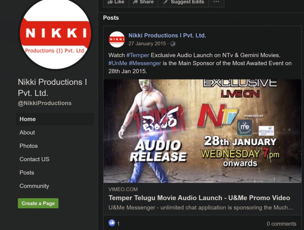 Nikki Productions