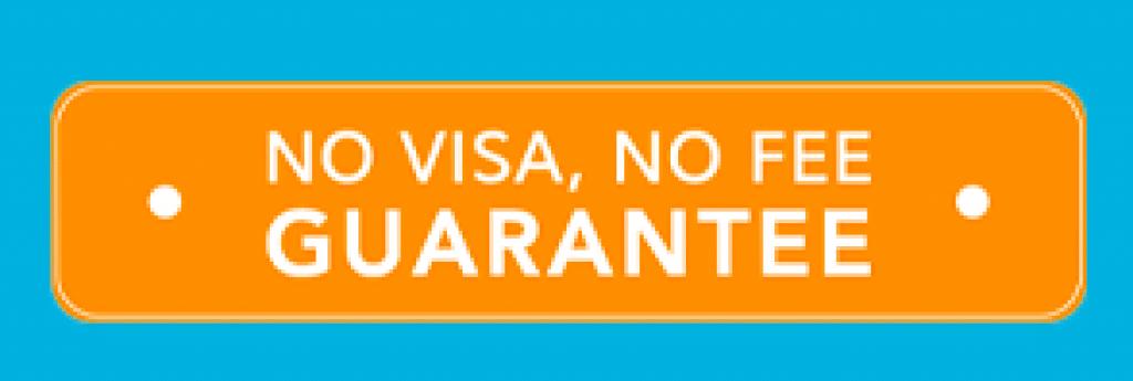 Pathway Visas guarantee